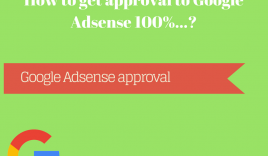 How to approve Google Adsense account 100% with YouTube?