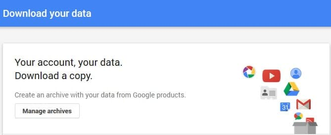 download google account data