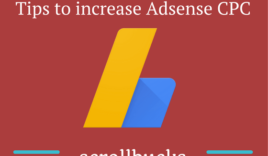 6 Factors affecting Google Adsense CPC
