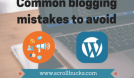 Common blogging mistakes to avoid [pro tips]