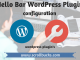 Hellobar WordPress plugin configuration