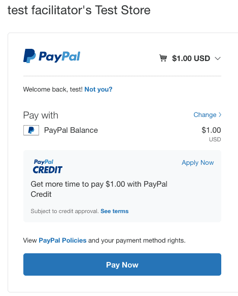 Accept Money On Paypal