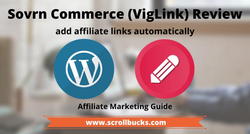 Sovrn Commerce (VigLink) Review