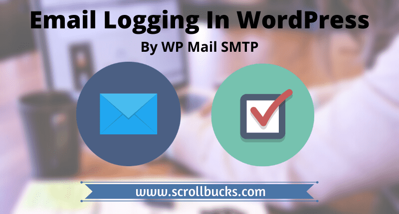 email logging in wordpress