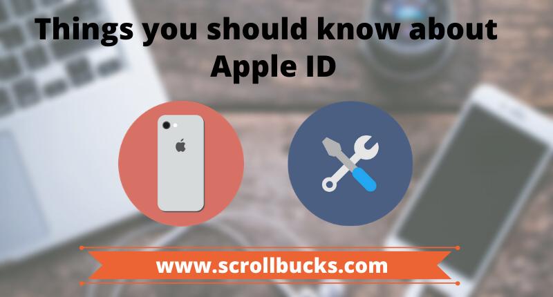 manage Apple ID