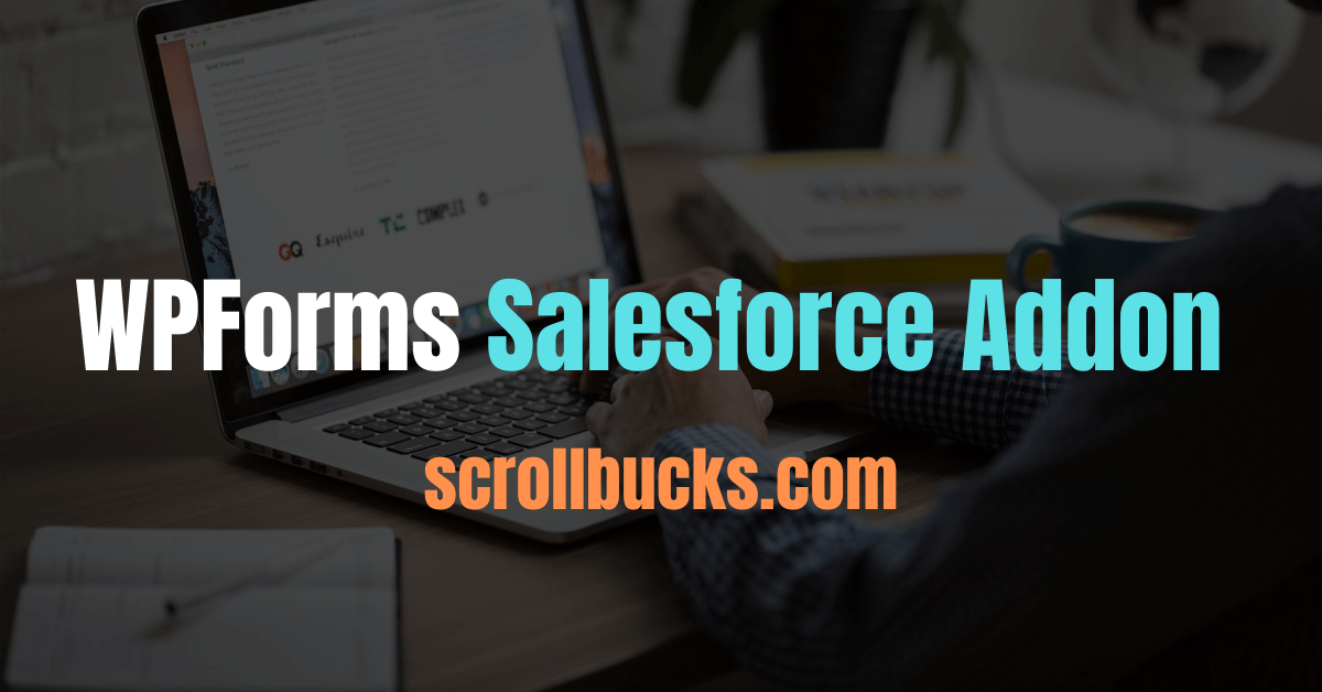 WPForms Salesforce Addon