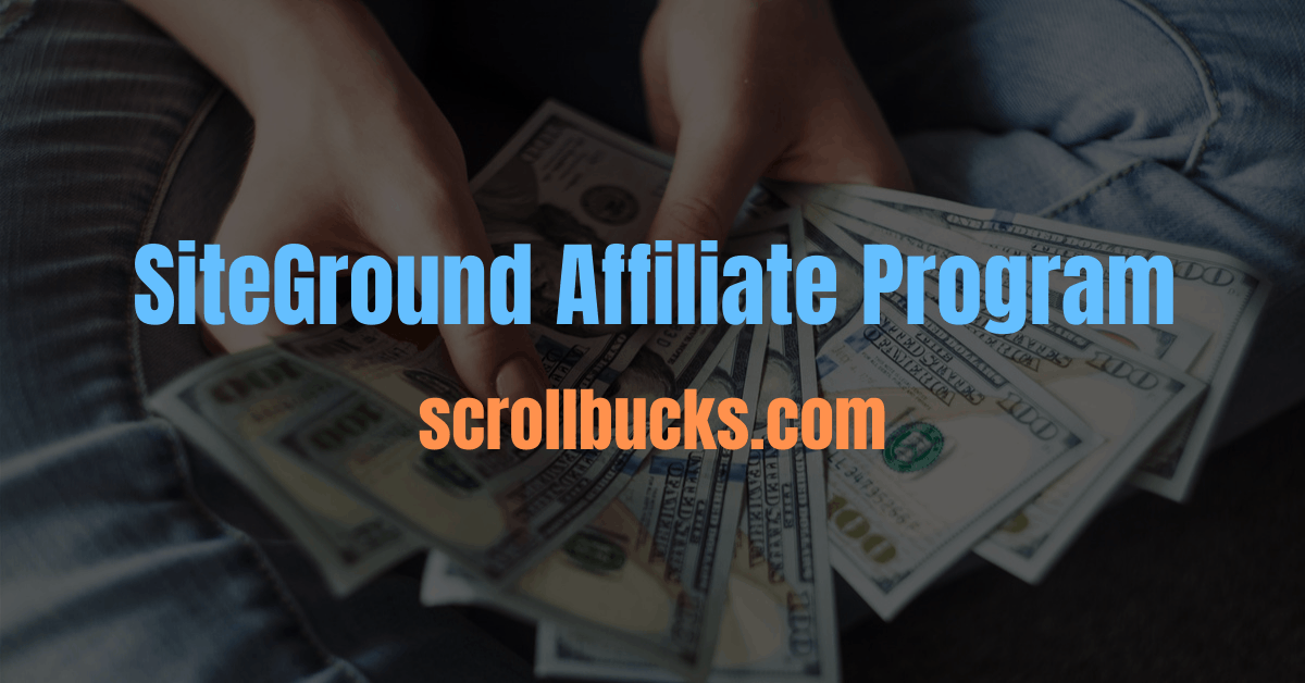 siteground affiliate program review